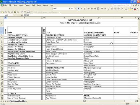 wedding checklist 2014 the wedding