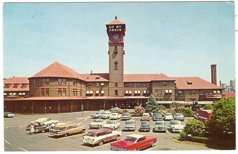 Home Depot Portland Oregon by 1960 S Union Station Portland Oregon Railroad Terminal
