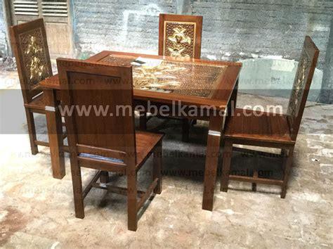 Cabinet Miror 30x50x15 Cm Elegan mebel terlaris meja makan minimalis 4 kursi kayu jati