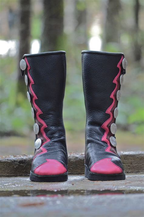 pink panther moccasin boots deposit soul path shoes
