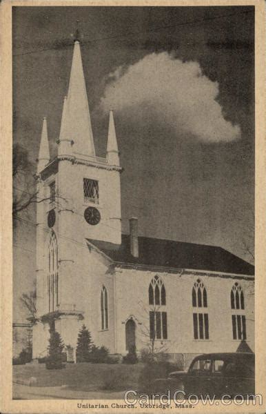 Lovely Churches In Uxbridge Ma #1: Card00553_fr.jpg