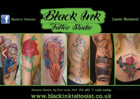 tattoo removal hull black ink studio