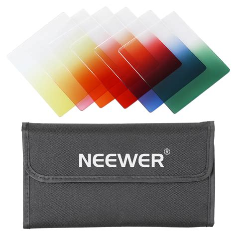 Murah Nd2 Square Filter With Filter Box For Cokin P Series neewer complete square filter kit for cokin p series ebay