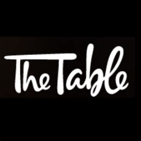 To The Table The Table Thetable Colaba