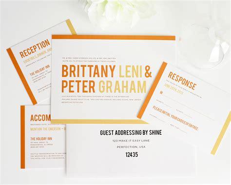 shine wedding invitations shine wedding invitations best wedding