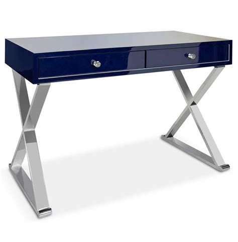 Navy Desk L Navy Blue Desk L 28 Images Navy Blue White Moroccan