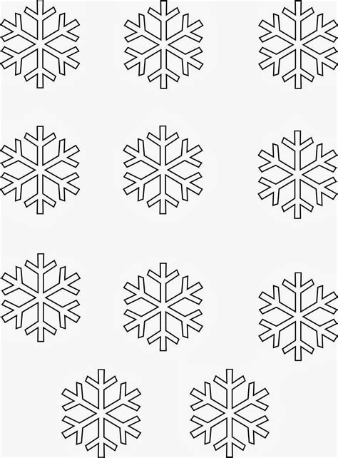 printable snowflakes small more sprinkles for me disney s frozen cupcake idea