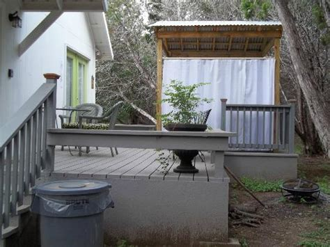 the patio picture of cypress creek cottages wimberley
