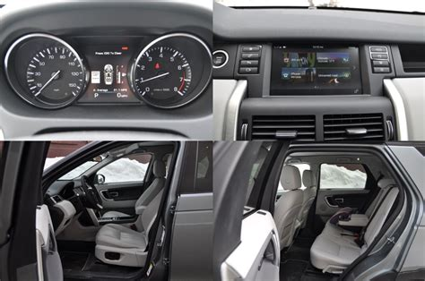 new land rover discovery interior image gallery discovery 2015 interior