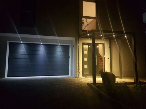Vordach Mit Beleuchtung by Alu Vordach Mit Seitenw 228 Nde 8mm Vsg