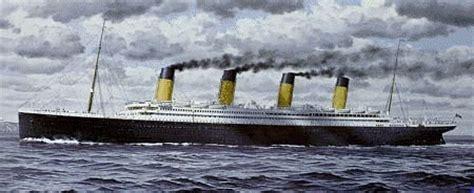 imagenes reales del barco titanic an 225 lisis t 233 cnico del naufragio del titanic