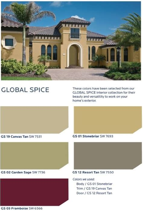 sherwin williams exterior paint color combination in the hgtv 174 home by sherwin williams