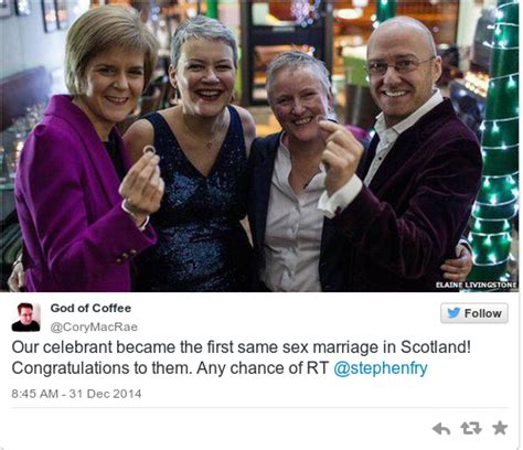 Same sex marriage scotland facts and figures