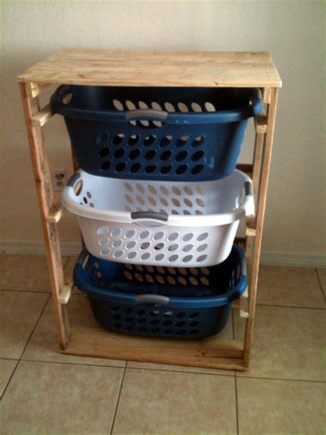 laundry basket dresser by pallirondack lumberjocks