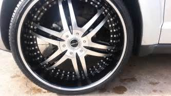 Dodge Journey 22 Inch Rims Dodge Journey On 24 Inch Rims