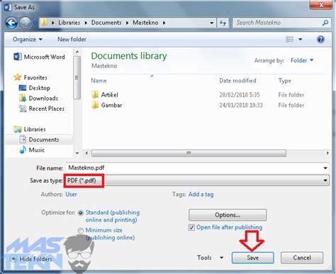 format jpg ke pdf cara convert jpg ke pdf mudah lengkap di pc laptop android