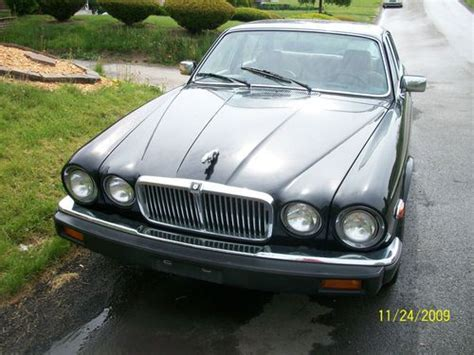 find used 1985 jaguar xj6 base sedan 4 door 4 2l 82k