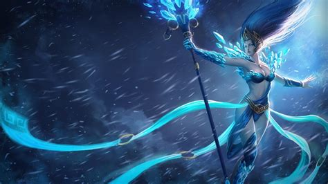 wallpaper blue fantasy blue fantasy girl wallpaper high definition high