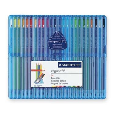 staedtler ergosoft colored pencils buy staedtler ergosoft colored pencil at well ca free