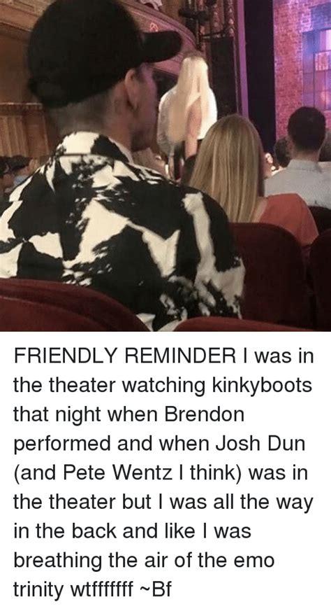 Pete Wentz Likes It In The Bathroom by 25 Best Memes About Josh Dun Josh Dun Memes