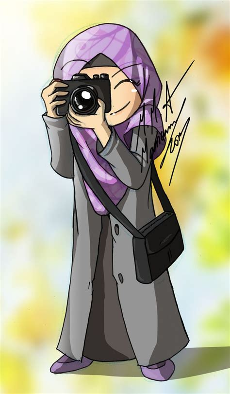 anime hijab camera 56 best hijab animasi images on pinterest