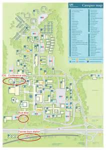 college cus map brighton falmer cus