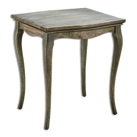 Driftwood Side Table Uttermost Gabri Driftwood Side Table