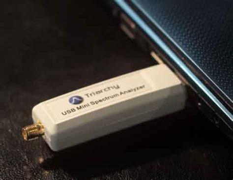 Usb Rf Spectrum Analyzer 815 Ghz Tsa8g1 By Triarchy Technologies Usb Rf Spectrum Analyzer 8 15 Ghz Tsa8g1 By Triarchy