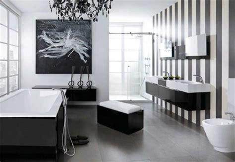Black N White House Interior Design by Come Arredare Un Bagno In Bianco E Nero