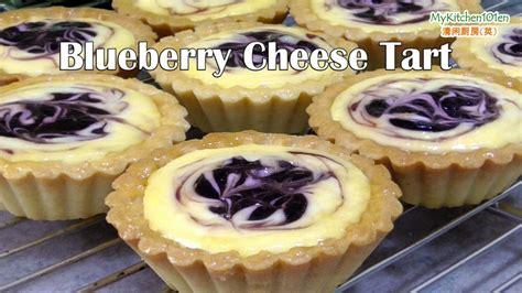 youtube membuat cheese tart blueberry cheese tart mykitchen101en youtube