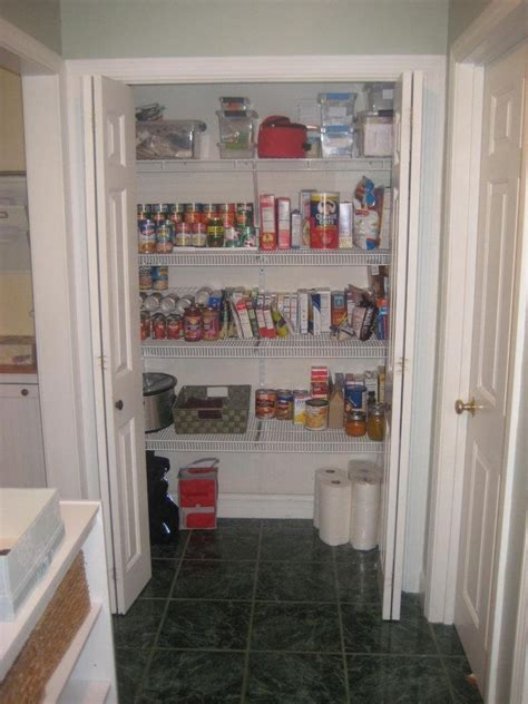 Closet Into Pantry Pin By Pagano On For The Home
