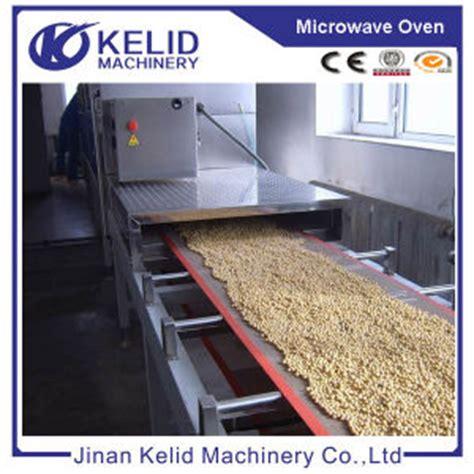 forni industriali per alimenti essiccatore industriale di a microonde di trasformazione