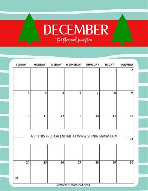 pinterest printable december calendar 29 best images about calendars on pinterest