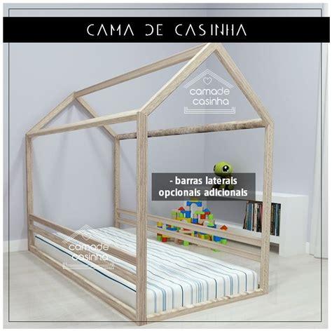 cama montessori cama casinha montessori eucalipto solteiro 188x78 cm r