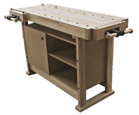 banco falegname nuovo banchi da lavori in legno massello di faggio