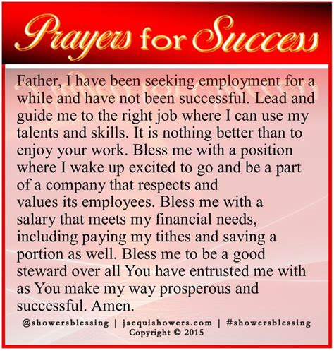 Will Companies Pay For Me To Get My Mba by Prayer For Success Jan 19 It Is Up And My Way