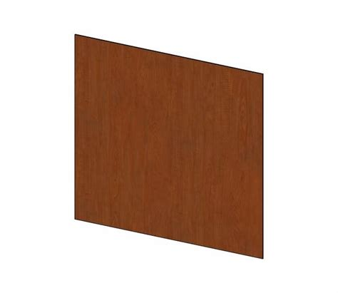 kitchen cabinet finished end panels fbp489614 1 cherry glaze finished end panel kitchen
