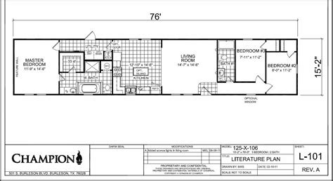 chion mobile homes floor plans chion homes floor plans texas thefloors co