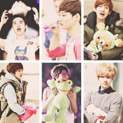 Exo Doll Chen Baekhyun Whitekyoong appreciation pann nate exo and their dolls