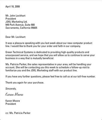 thank you letter after product presentation sle thank you letter for hosting a business event