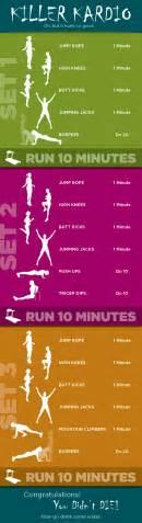 cardio on cardio hiit and workout