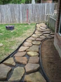 best 25 backyard walkway ideas only on pinterest