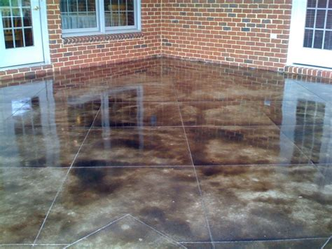 concrete diy stained concrete diy how to stain concrete diy concrete