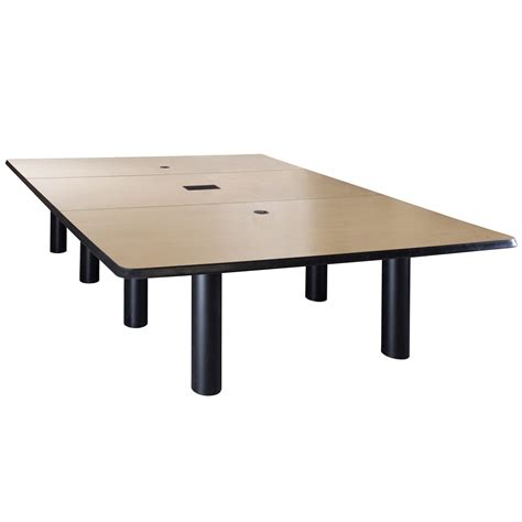 Maple Conference Table 11 Foot Used Conference Table Maple National Office