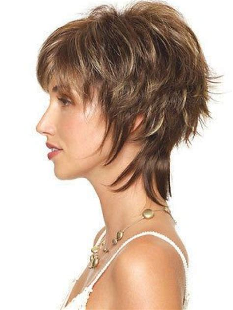 how to style a layered spikey shag haircut pretty shag hairstyle to impress everybody 23 shag