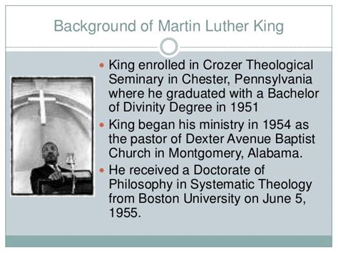 Martin Luther King Jnr Ppt Powerpoint Martin Luther King
