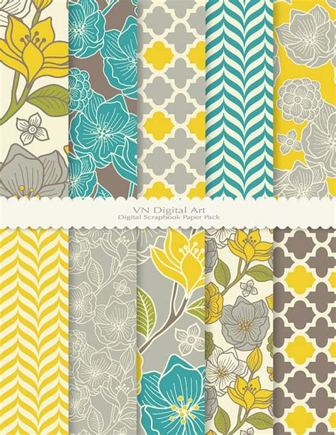 grey pattern paper grey fabrics and paper on pinterest