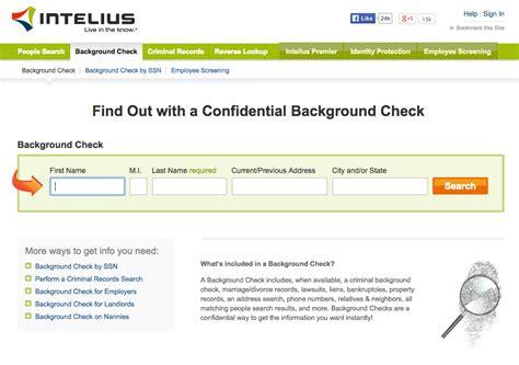 Intelius Background Check Top 15 Background Check Services 2015 Biz Brain