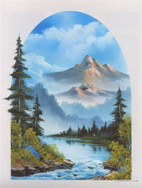 bob ross painting free best 25 bob ross paintings ideas on bob ross