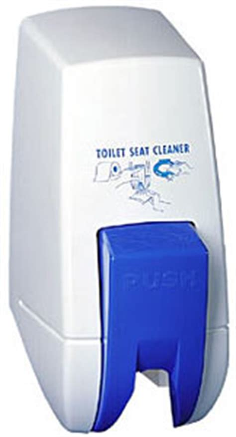 Toilet Seat Washing System Take A Seat Toilet Seat Cleaner